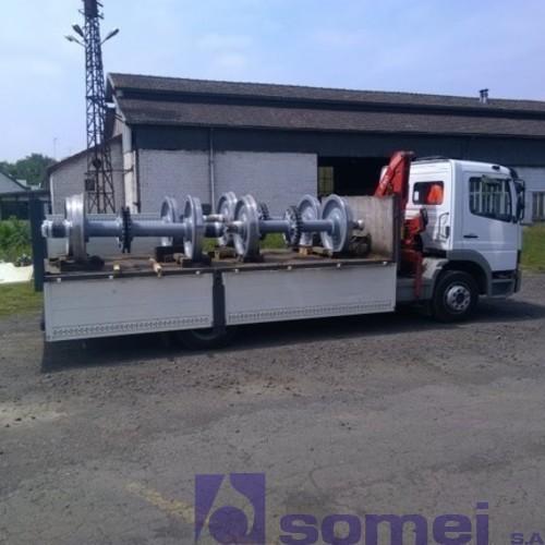Reconditionnement véhicule de service - Somei